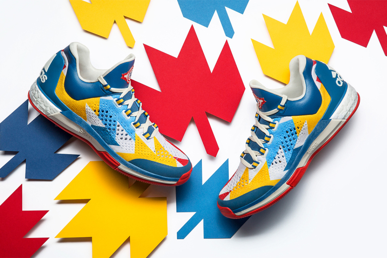 adidas Crazylight Boost 2015 « Rookie of the Year » Edition pour Andrew Wiggins