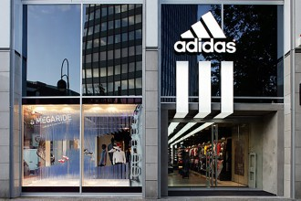 adidas ouvre son store à Brooklyn