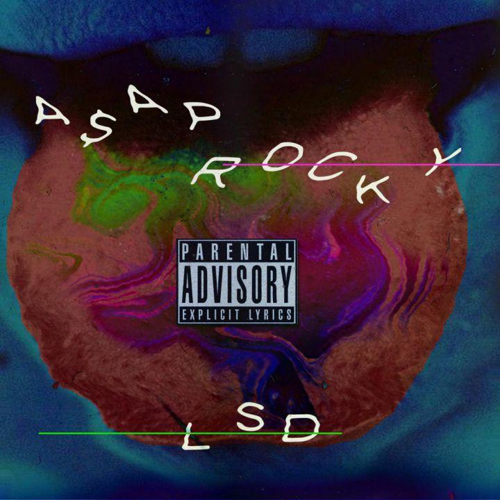 A$AP Rocky change de style dans le clip «LSD»
