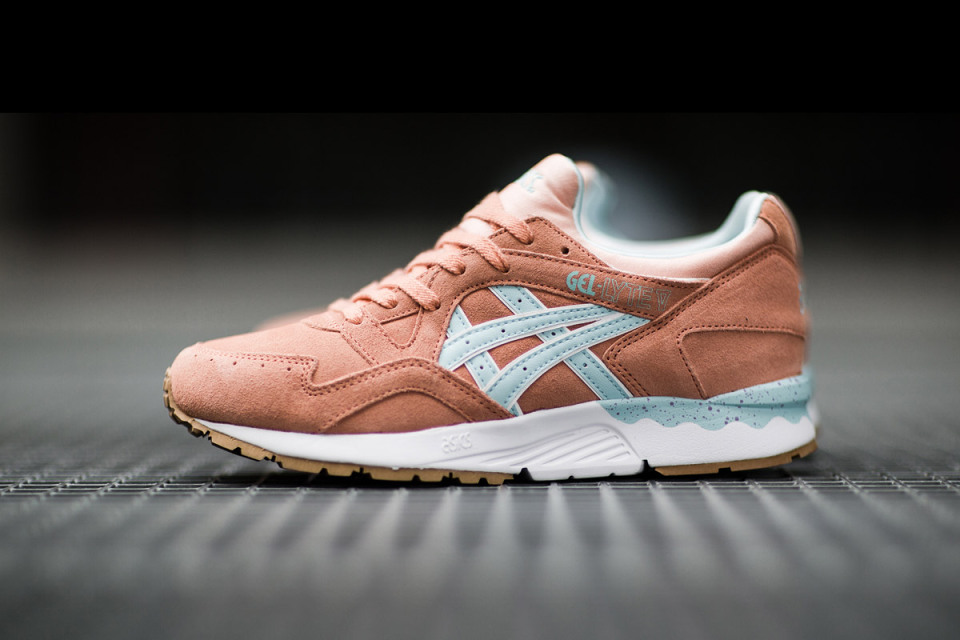 ASICS Gel Lyte V version « Coral Reef »