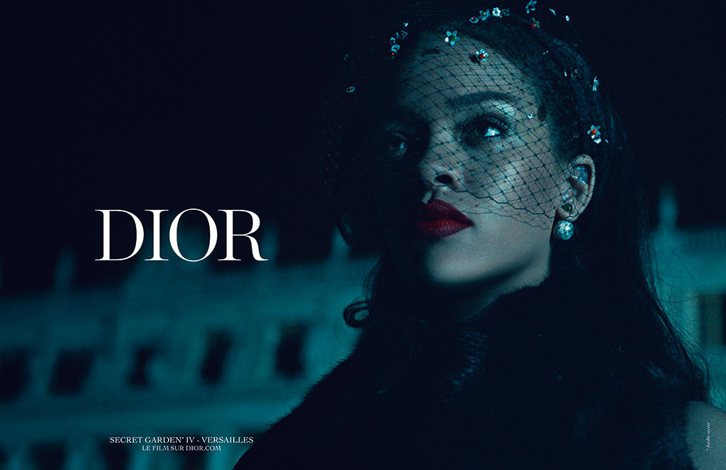 Dior x Rihanna : Secret Garden IV (la video)