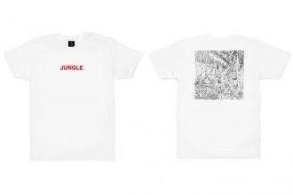 t-shirt drake jungle tour