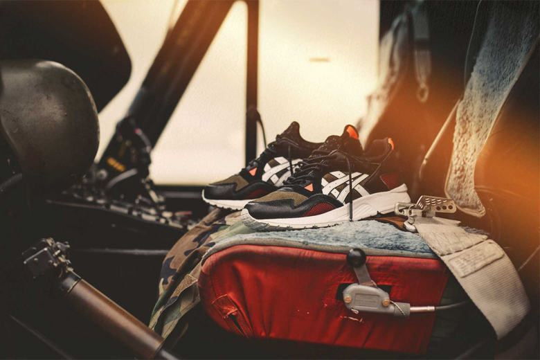 Highs and Lows x ASICS GEL-Lyte V « Medic »