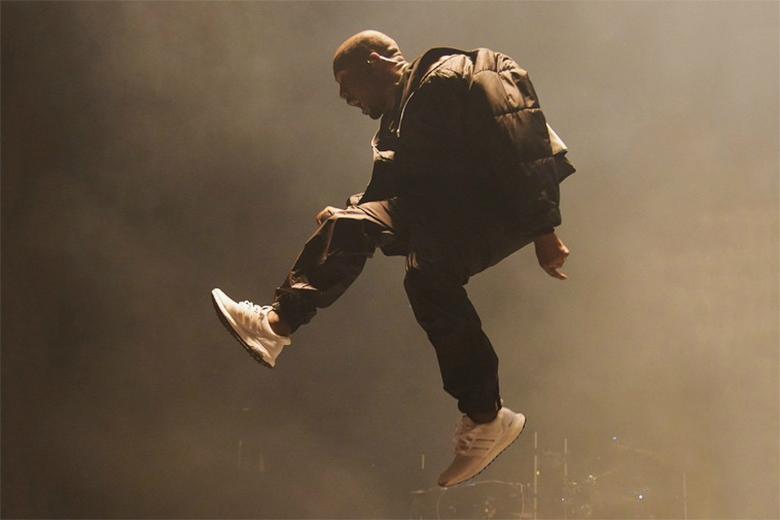 Virgil Abloh dévoile Fade de Kanye West lors d'un DJ Set