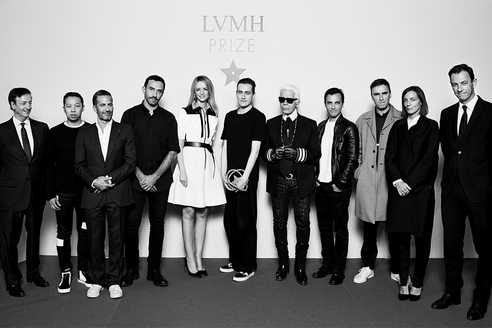 LVMH Prize : and the winner is …
