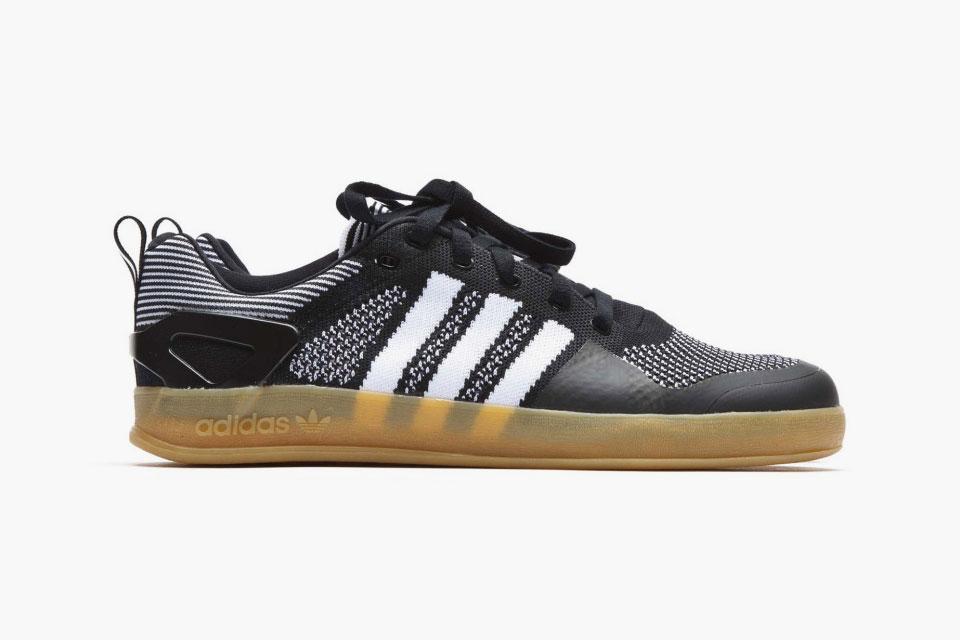 Palace Skateboards x Adidas Originals : Primeknit Sneaker