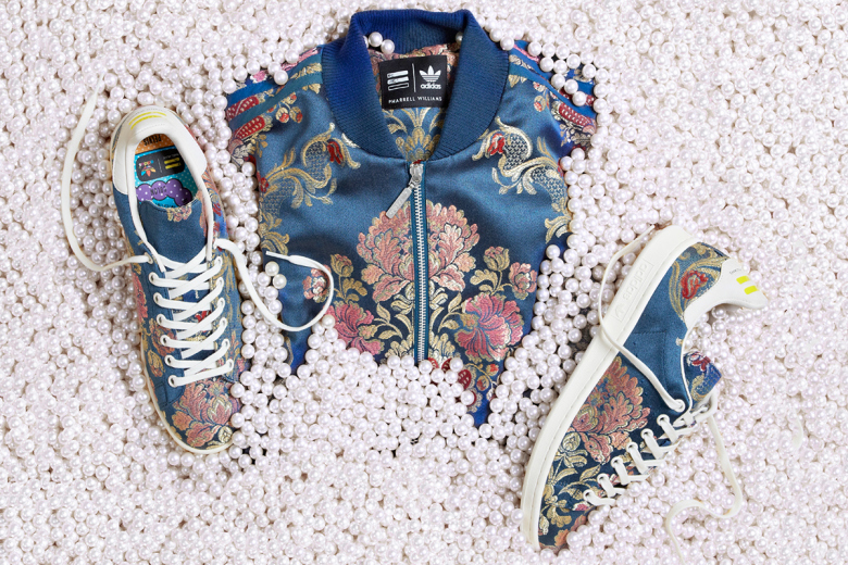 Pharrell Williams x Adidas Originals Jacquard Pack