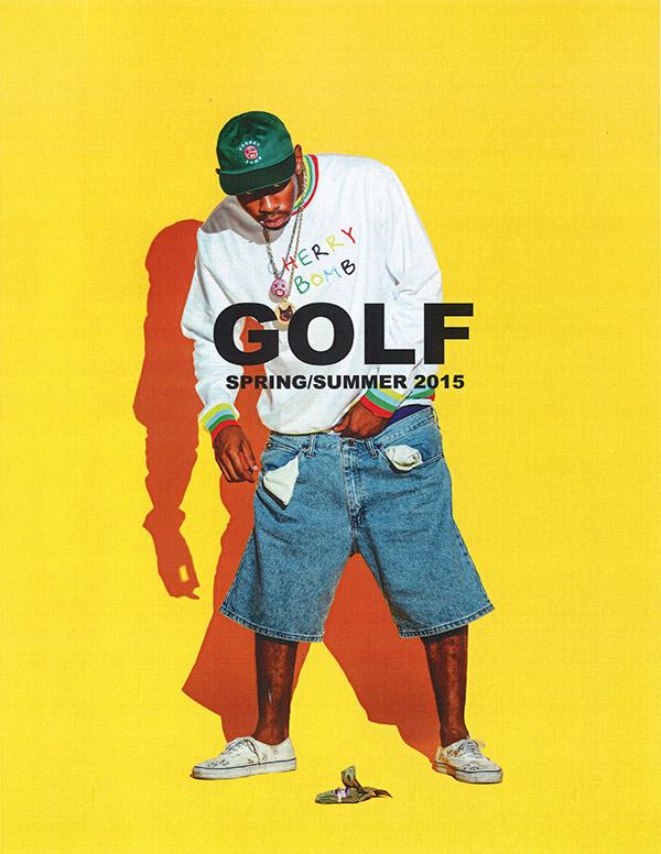 Golf Wang – Collection 'Golf Spring/Summer 2015'