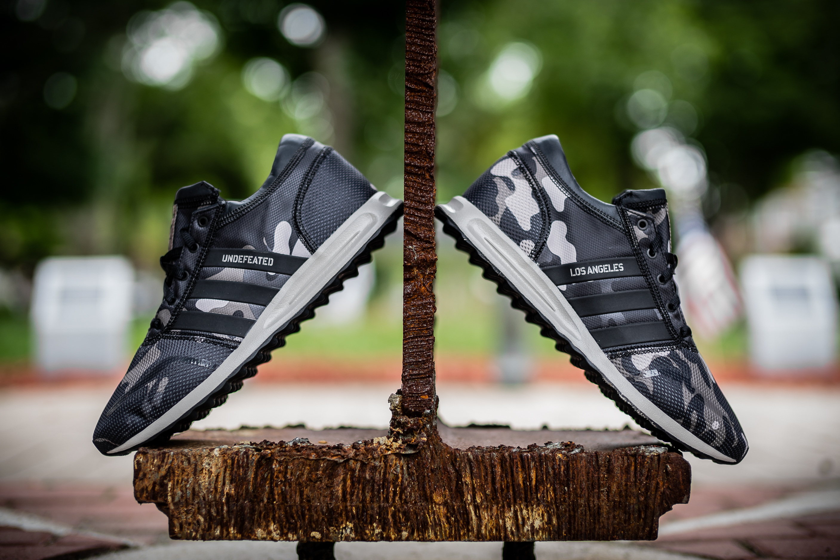 Adidas et Undefeated reviennent pour une collab exclusive