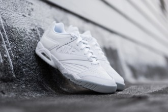 "Nike Air Tech Challenge IV Low ""White/Wolf Gray"""