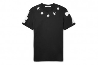 GIVENCHY CUBAN FIT STAR T-SHIRT