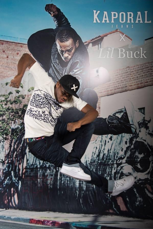 Kaporal x Lil Buck – King of Jookin