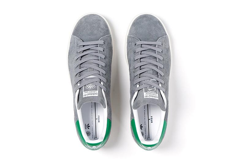 adidas Originals dévoile une nouvelle Stan Smith x 84-Lab