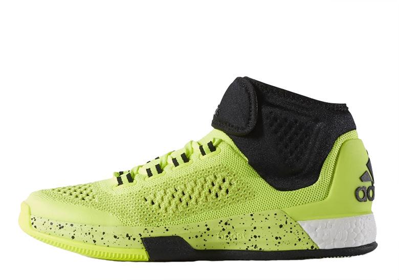adidas Crazylight Boost Mid «Solar Yellow»