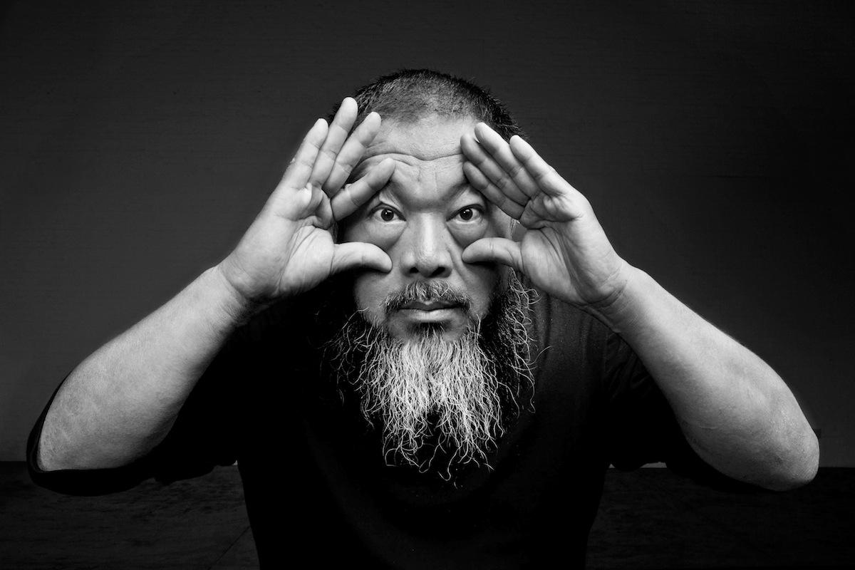 Ai Weiwei : L'art, il le crée et il le crie !