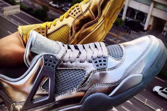 air jordan liquid metal pack