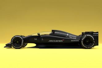 Embarquez dans la F1 du futur imaginée par Andries van Overbeeke