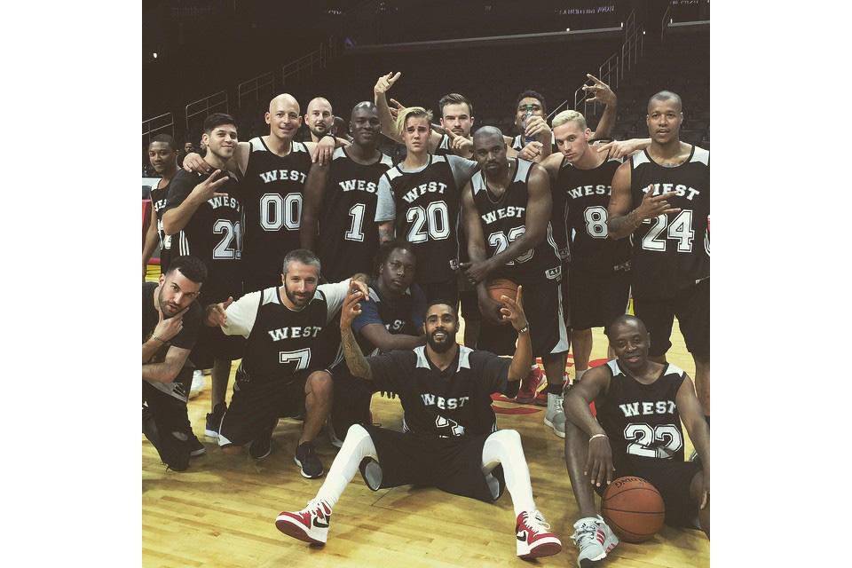 Kim Kardashian privatise le Staples Center pour l'anniversaire de Kanye West