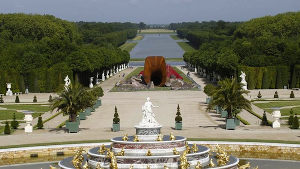 Anish Kapoor, un monument à Versailles
