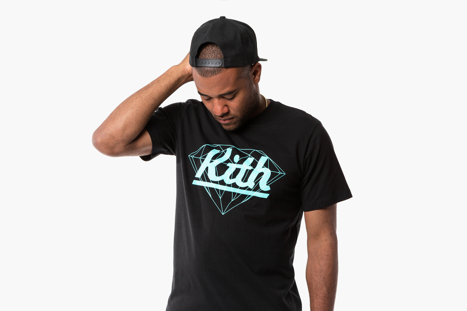 Kith x Diamond Supply co dévoilent leur Lookbook