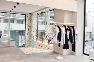 maison kitsuné new shop paris