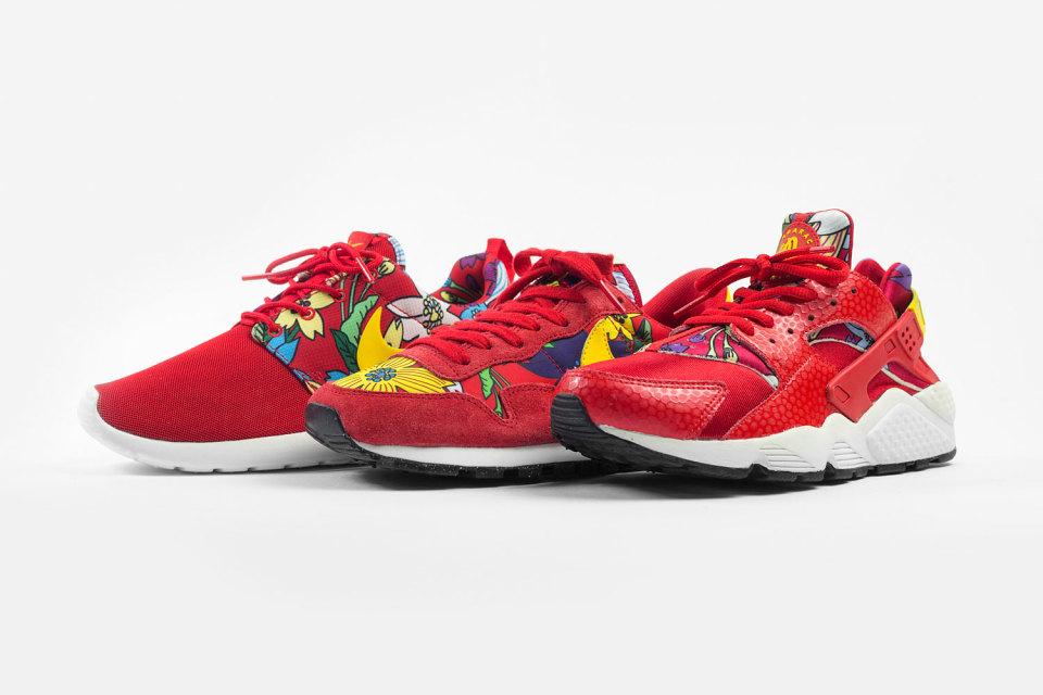 Nike complète son Aloha Pack avec 3 nouveaux modèles