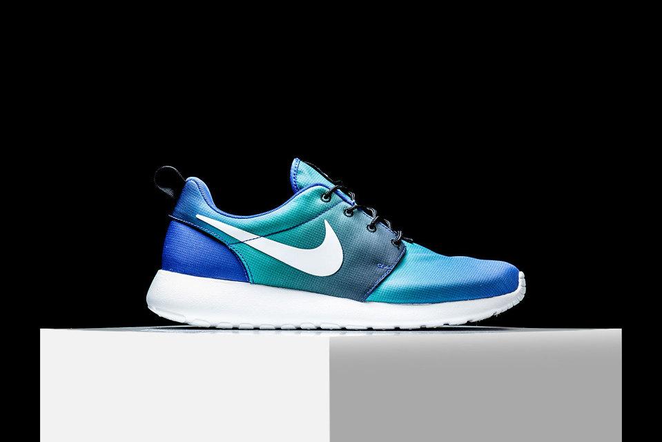 Prenez un bain d'ocean avec la nouvelle Roshe Run de Nike