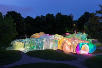 serpentine gallery, londres, selgascano,