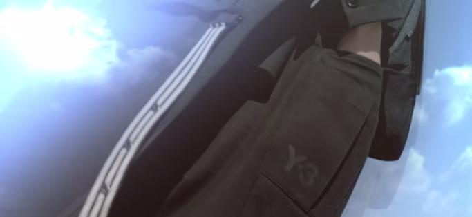 Y-3 dévoile sa vidéo de campagne automne/hiver 2015