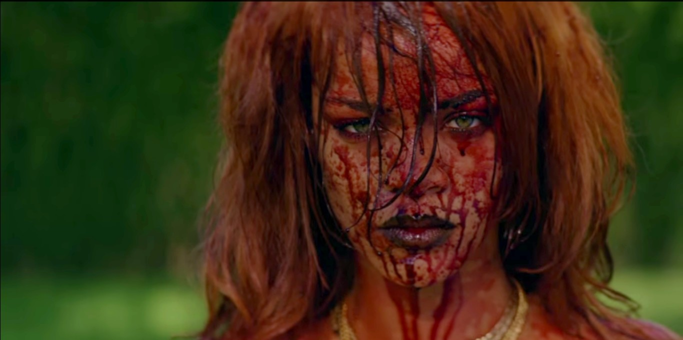 Rihanna en tueuse impitoyable dans son clip « Bitch Better Have My Money »