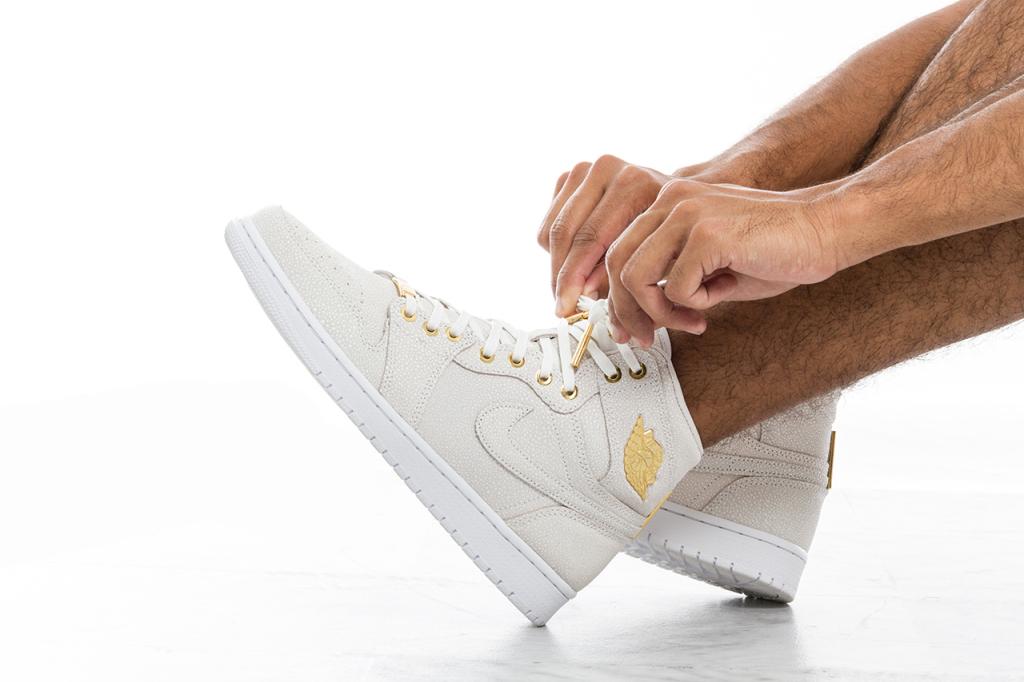 Air Jordan 1 «Pinnacle» : le lookbook exclusif par Wish