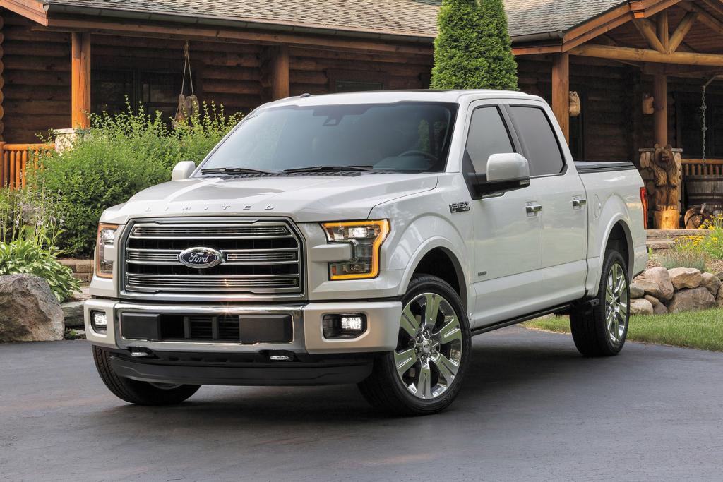 Ford F150 Limited, le tout dernier pick-up de luxe venu des USA