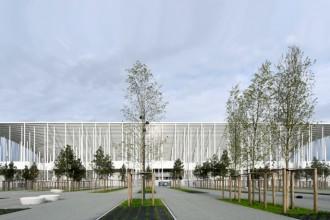 stade, bordeaux, football, Herzog et De Meuron