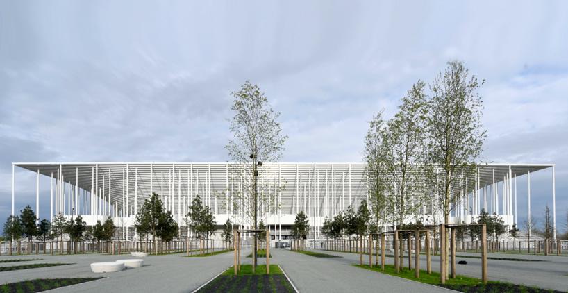 Bordeaux ouvre son nouveau stade