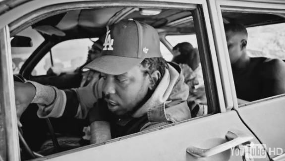 Kendrick Lamar présente le clip compètement fou de Alright