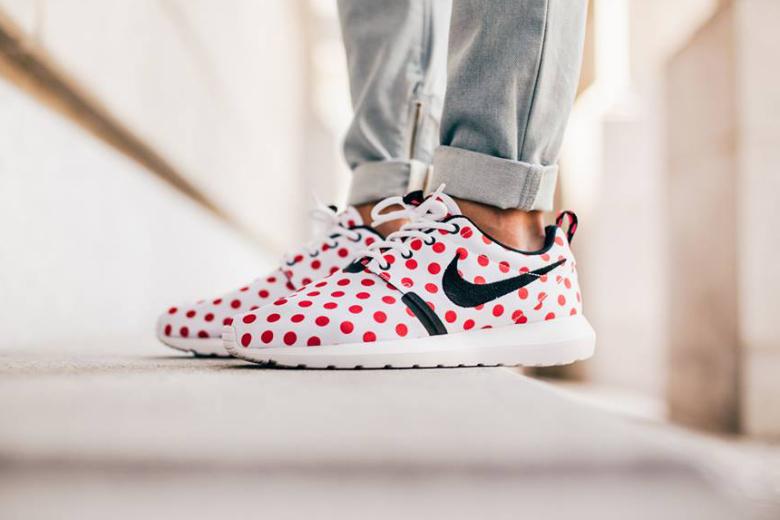 Un nouveau pack pour la Nike Roshe NM QS «Dot»