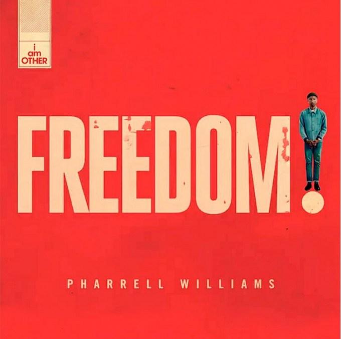 Le clip de «Freedom» de Pharell Williams