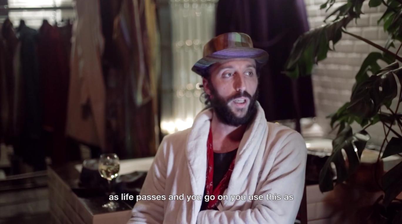 Stéphane Ashpool parle de créativité dans un documentaire inédit