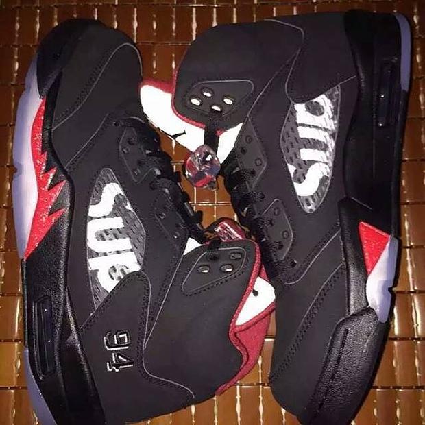 Supreme x Jordan Brand : le second coloris révélé !