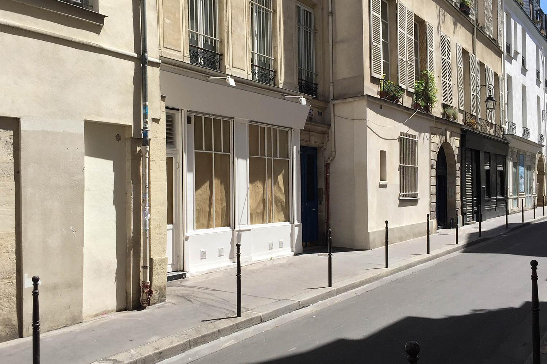 On a l'adresse de la boutique Supreme parisienne