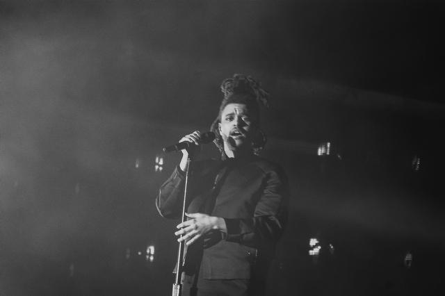 The Weeknd dévoile un morceau inédit à Londres