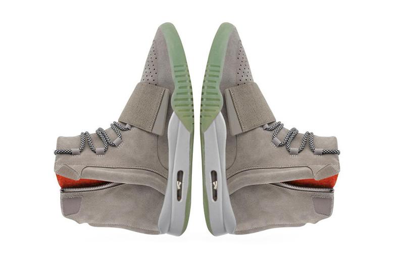 Et si Nike avait conçu la Yeezy Boost ?