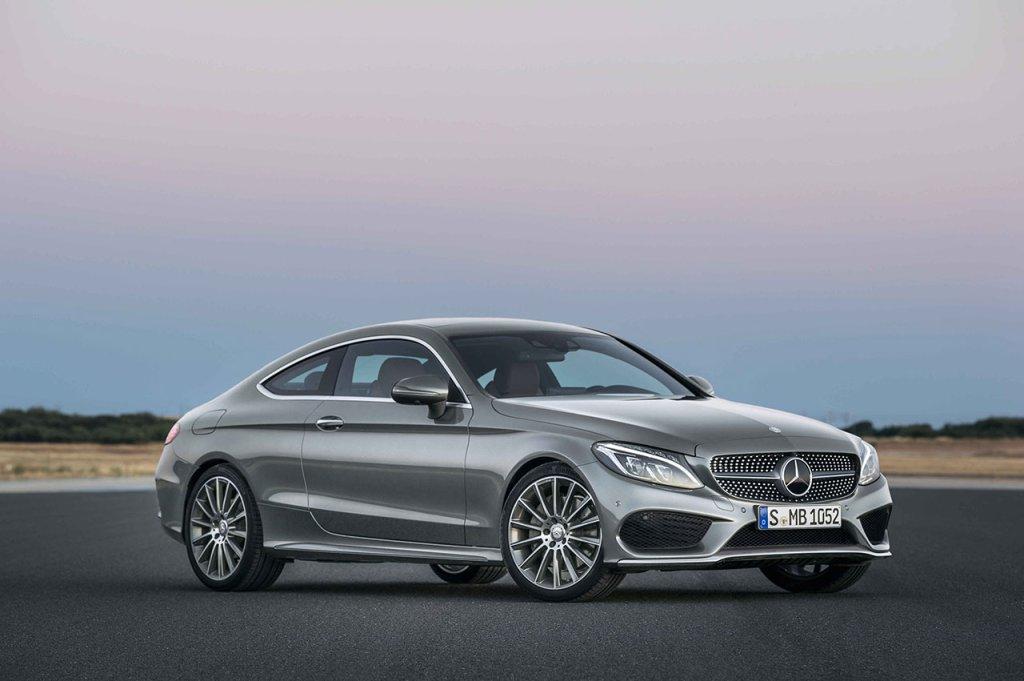 Du nouveau chez Mercedes-Benz avec la Classe C Coupé !