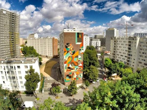 Sunday's Street Art #5 : Reka