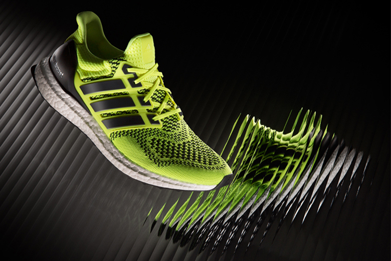 Zoom sur la nouvelle adidas Ultra Boost «Solar Yellow»