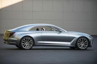 Hyundai le luxueux concept Vision G Coupé