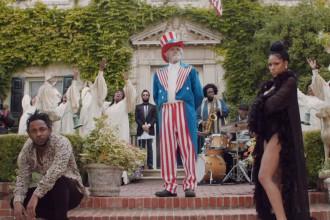 Un nouveau clip pour Kendrick Lamar : For Free ? (interlude)