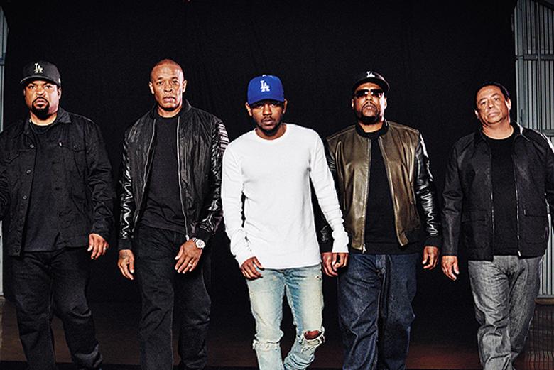 Kendrick Lamar x N.W.A. : l'interview exclusive !