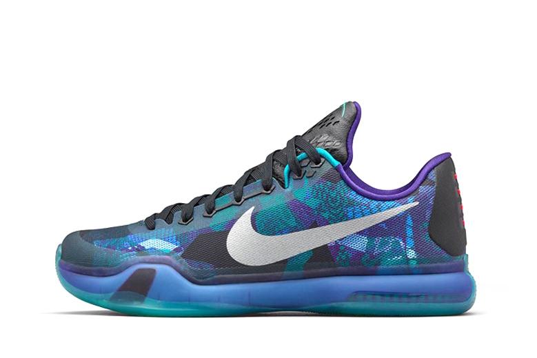 Zoom sur la nouvelle Nike Kobe X «Overcome»