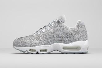 """Un nouveau pack """"Platinum"""" pour la Nike Air Max 95"""